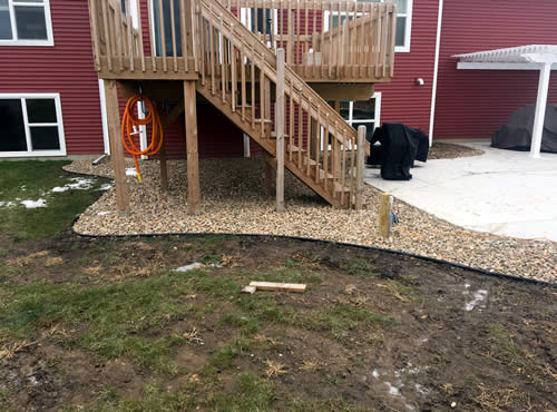 Softscaping Services Wisconsin